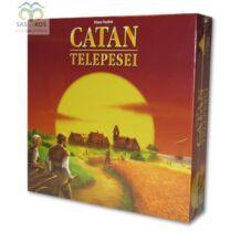 Catan telepesei - BONTOTT társasjáték