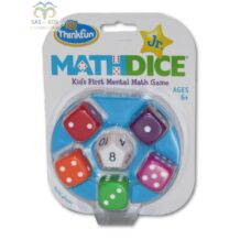 Math Dice Junior - BONTOTT társasjáték