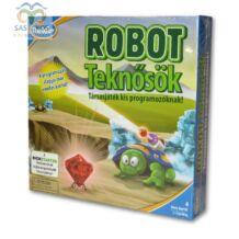 Robot Turtles - Robot Teknősök BONTOTT társasjáték