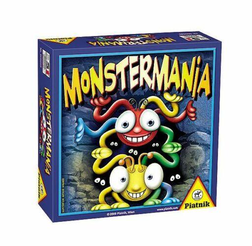 PIATNIK_HU Monstermania 9001890600692