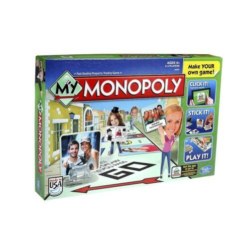 Hasbro My Monopoly 5010994824815