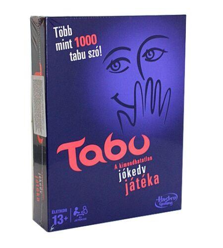 Hasbro Tabu - A kimondhatatlan szavak játéka 5010994832414