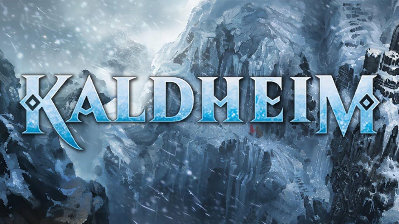 Magic the Gathering: Kaldheim a SAS és KOS társasjáték szaküzletben
