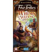 Five Tribes/Whims of the Sultan-kiegészítő (eng)