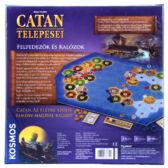 Catan telepesei - Felfedezők és kalózok