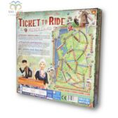 Ticket to Ride - Hollandia (eng)