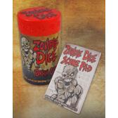 Zombie Würfel (Zombie Dice, Zombi kocka) Brain Case (eng) kiegészítő