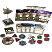 Star Wars X-wing: M3-A Interceptor kiegészítő (eng)
