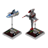 Star Wars X-wing: Rebel Aces modell