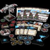 Star Wars X-wing: K-wing tartozékok