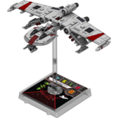 Star Wars X-wing: K-wing modell