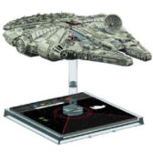 Star Wars X-wing: Millenium Falcon modell