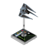 Star Wars X-wing: TIE Phantom modell