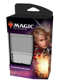 Magic The Gathering Throne of Eldraine Planeswalker deck