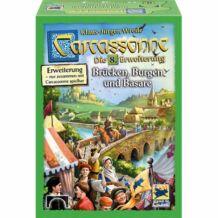 Carcassonne - Várak, hidak és vásárok (germ) ÚJ KIADÁS
