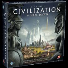 Civilization: New Dawn BONTOTT társasjáték