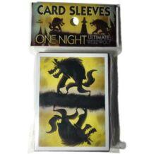 Kártyavédő tok - (50 db) One Night Ultimate Werewolf kártyavédő tok