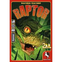 Raptor BONTOTT társasjáték
