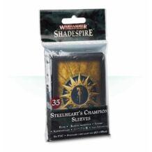 Kártyavédő tok - Warhammer Underworld: Shadespire: Steelhearth's Champions Sleeves