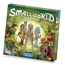 Small World: Power Pack 2  (Grand Dames, Royal Bonus, Cursed)