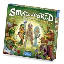Small World: Power Pack 2  (Grand Dames, Royal Bonus, Cursed)