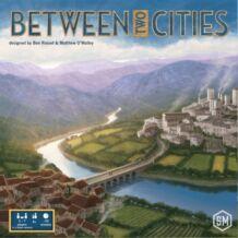 Between two Cities BONTOTT társasjáték