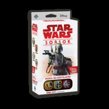 Star Wars Sorsok Boba Fett kezdőcsomag