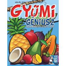 Gyümi géniusz kártya