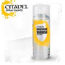 Citadel Spray- Munitorum varnish