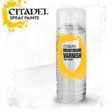 Citadel festék: Spray - Munitorum varnish