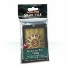 Kártyavédő tok - Warhammer Underworld: Shadespire The Chosen Axes Sleeves