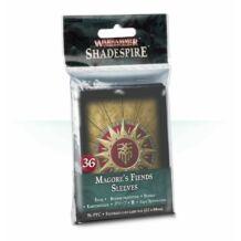 Kártyavédő tok - Warhammer Underworld: Shadespire Magore's Fiends Sleeves