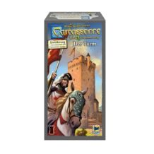 Carcassonne - A torony - 4. kiegészítő (germ)