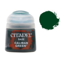 Citadel festék: Base - Caliban green