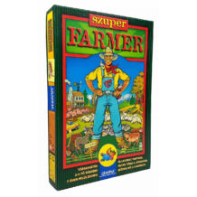 Granna Szuper Farmer társasjáték (eredeti kiadás)