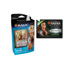 Magic The Gathering: Ravnica Allegiance Planeswalker deck (Domri)