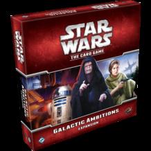 Star Wars The card game Deluxe - Galactic Ambitions kiegészítő
