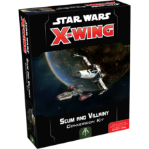 Star Wars X-Wing: Scum and Villainy Conversion Kit (eng)
