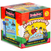 Brainbox - Magyarország BONTOTT társasjáték