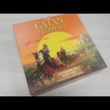 Catan telepesei Lovagok és városok BIZOMÁNYI társasjáték