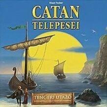 Catan telepesei Tengeri utazó kiegészítő