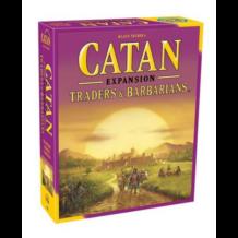 Catan Kereskedők és barbárok (fa darabos) kiegészítő