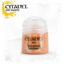 Citadel festék: Dry - Golgfag brown