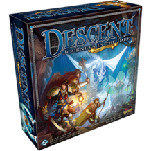 Descent 2nd edition (angol)