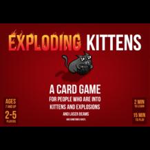 Exploding Kittens - eredeti kiadás
