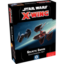 Star Wars X-Wing: Galactic Empire Conversion Kit (eng)