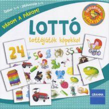 Granna Várom a párom lottó (új kiadás)