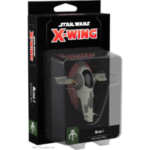Star Wars X-wing: Slave I Expansion Pack (eng)