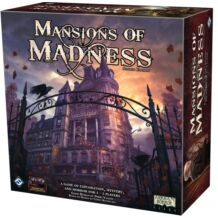 Mansions of Madness (eng) 2. kiadás