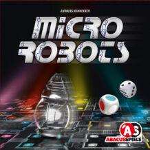 Micro Robots - Száguldó robotok (eng)